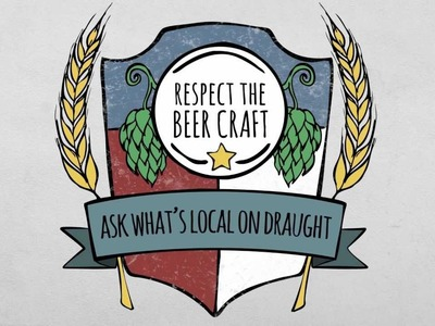 Respect the Craft (DFW Beer)