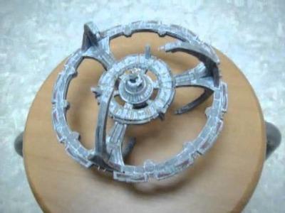 Star Trek Deep Space Nine papercraft model