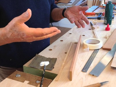 Talking Hands ep.5 - Why use a Marking Gauge?
