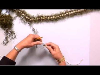 The Joy of Crafting 159.1 - Crochet Rosette Lei