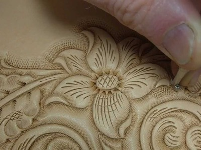 Tooling and Carving Leather