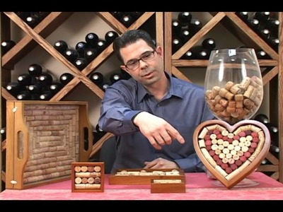 Wine Cork Crafts: Coasters, Trivets, Trays & More