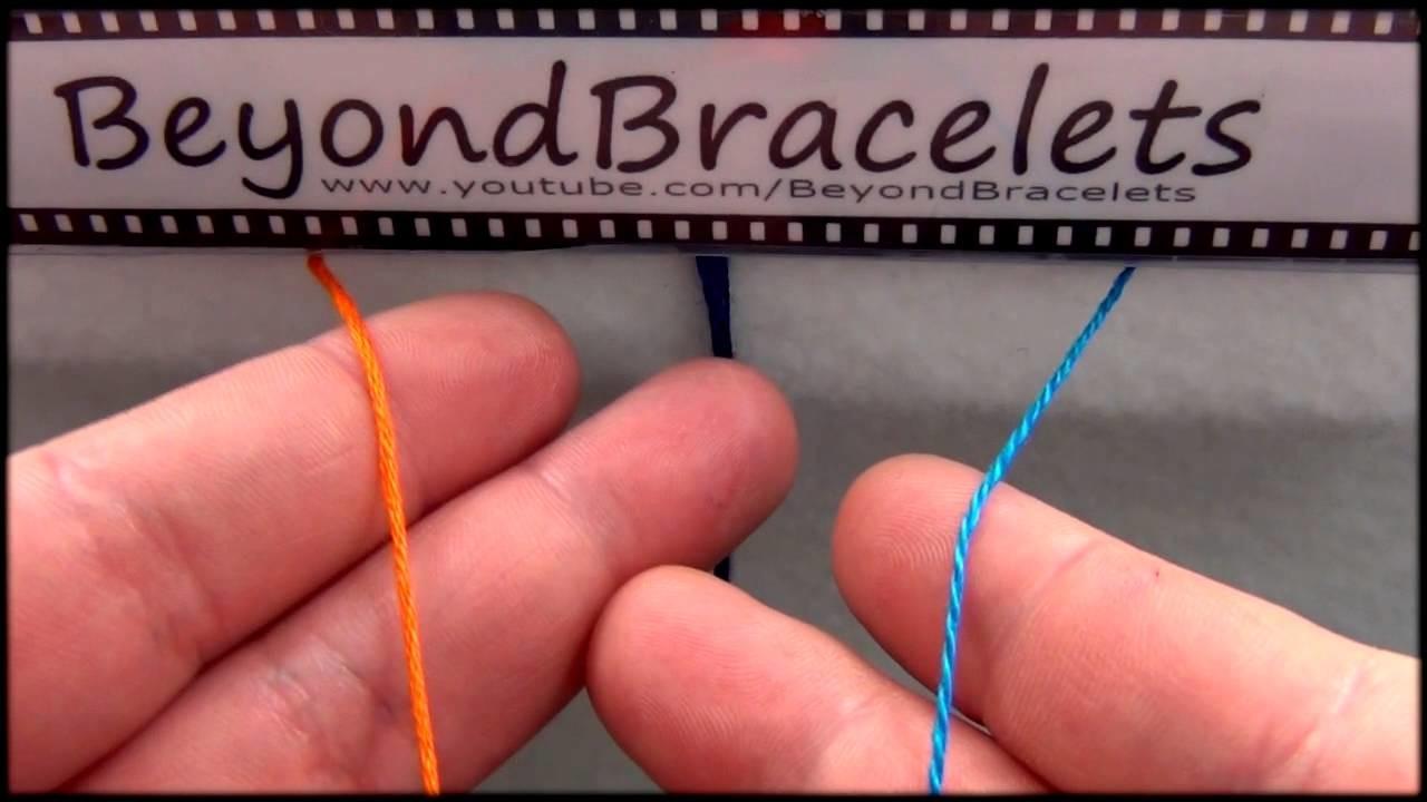 1► Bracelet Making 101 - Materials