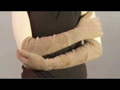 #23 Opera Gloves, Vogue Knitting 2008.09