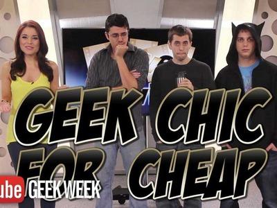 Batman, Princess Leia & Wolverine Costumes DIY: Geek Chic For Cheap!