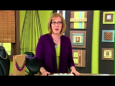 Beads, Baubles, and Jewels TV Episode 1709 - Pleasing Patterns