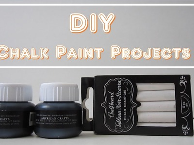 DIY Chalk Paint Projects: How to Start Someone's Day
