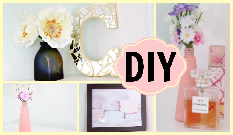 DIY | Easy & Affordable Room Decor! ✿ Chloé Cori