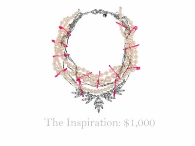 DIY Tom Binns Passive Attack Necklace by For Chic Sake