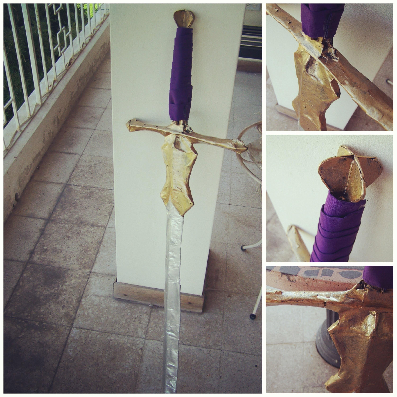 Diy Twilight Princess Zelda Cosplay Sword Tutorial