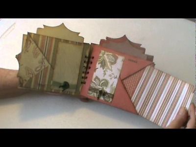 Family Pocket Page Scrapbook Album - SOLD