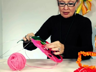 Freeform Crochet Tutorial