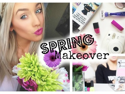 Give Your Life a Spring Makeover | Beauty & Lifestyle