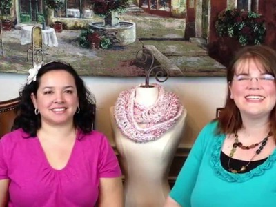 GoodKnitKisses Coffee Talk with Crocheter Luisa