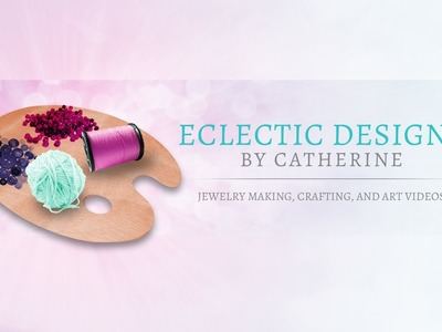 Hi! Welcome to my jewelry-making channel, eclecticdesigns