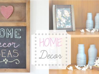 Home Decor Ideas & DIY   Shelves Decoration