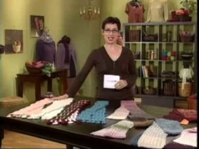 KDTV 201 You Made It - The Float Away Scarf and Spectrum Scarf