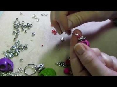 Key chain tutorial