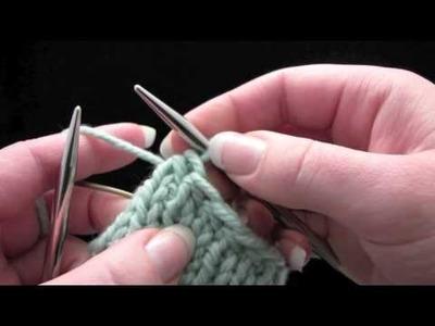 KNITFreedom - Picot Hem Bind-Off: A Hemmed Bind-Off For Toe-Up Socks