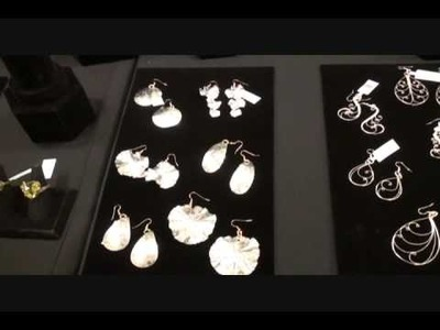 Muir Woods Sterling Silver and Aluminum Jewelry Video