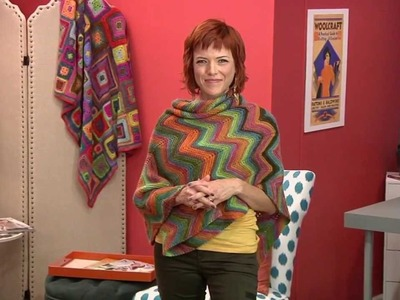 Preview Knitting Daily TV Episode 1202 with Vickie Howell - Playing with Shapes