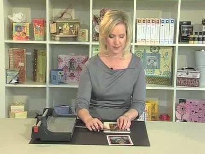 Scrapbook.TV - How to Mat Your Photos