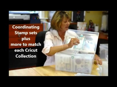 Scrapbooking with Lynn Como, Close To My Heart Organizers