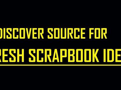 Top way for Fresh Scrapbook ideas   Scrapbook ideas For Boy Friend   Baby scrapbook ideas