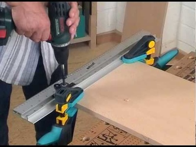 Wolfcraft Dowelling jig - Product Trainer (GB)