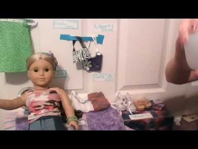 American Girl Doll Crafts!!!