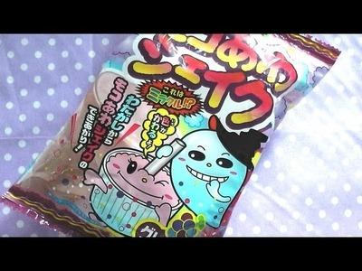 DIY candy mokoawa shake