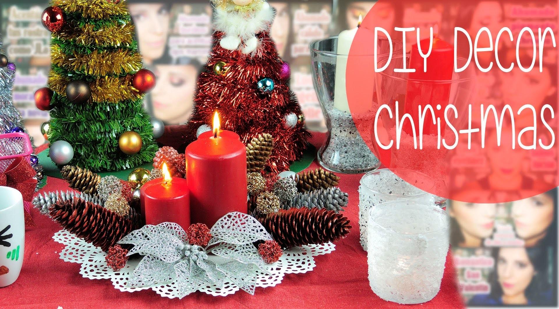 DIY Decor Christmas   Silvia Quiros