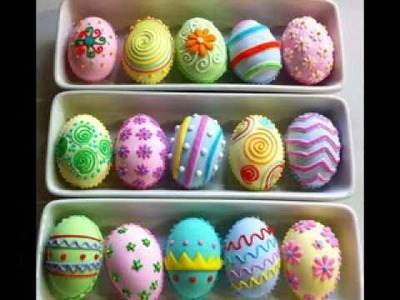 Easter egg decorating ideas for kids - New Ideas [HD]