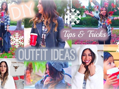 Get Cozy for Winter & Fall + Tips & Tricks, DIY, Outfit Ideas