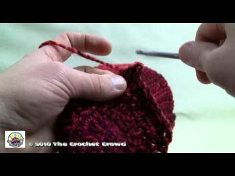 How To Crochet Baby Hat Cap Part 2 of 2