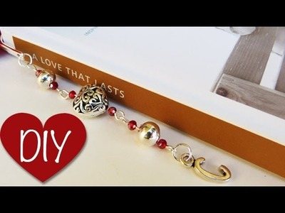 How to Make a Beaded Bookmark