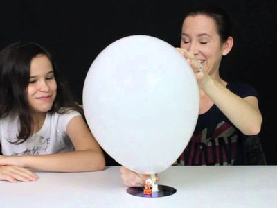 HOW TO MAKE A HOVERCRAFT - SCIENCE SUNDAY