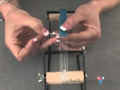 How to Work with a Bead Loom