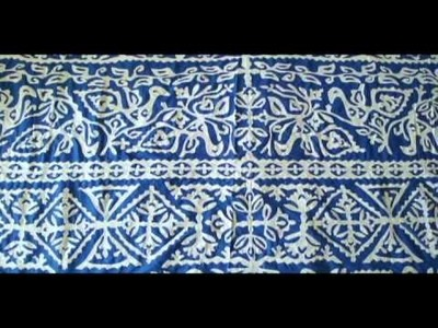 Traditional Cutwork Bedsheets (Sindh Arts & crafts)