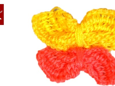 Tunisian Butterfly Crochet Geek Video