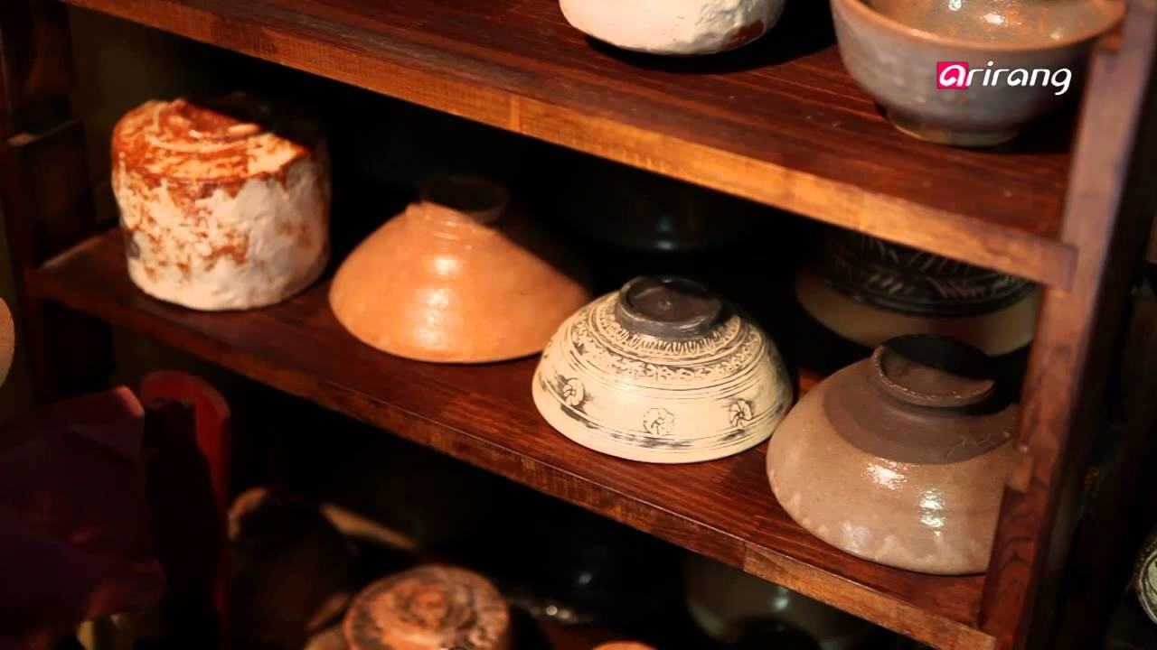 Arirang Prime - Ep225C03 Young Japanese potters visit in Boseong to learn how to make Joseon-style ceramics
