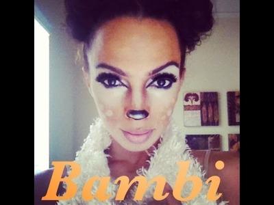 BAMBI - DIY Halloween Costume
