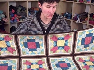 Designer Interview - New Traditions Baby Blanket Kit