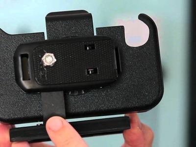 DIY iphone 4S tripod mount