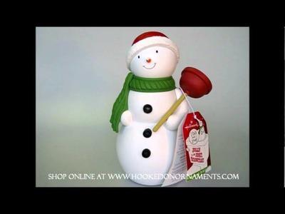 Hallmark Jolly in the John Snowman