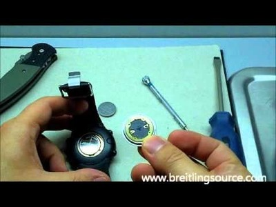 How to Change a Suunto Core Watch Battery - DIY