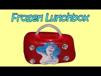 LPS Crafts - How to Make a LPS Lunchbox