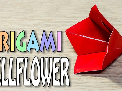 Origami Bellflower : Basic Paper Flower Tutorial