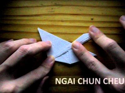 Origami Rabbit (Tutorial)
