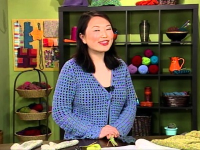 Preview Knitting Daily TV Episode 711, Clever Designs